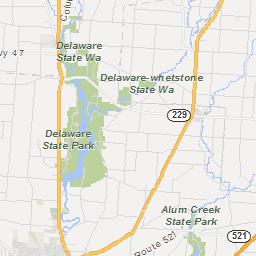 Delaware Wildlife Area on